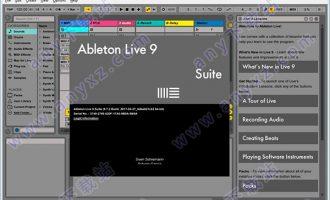 ableton live 9.7.2破解版(音序器软件)下载 32位/64位