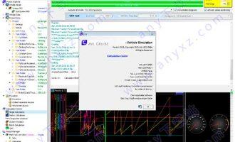 avl cruise 2015破解版(汽车动力传动系统分析和优化仿真工具)