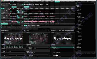 resolume arena 6破解版(专业VJ软件)_含安装教程