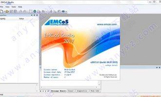 emc studio 2017破解版(emc分析软件) 含图文安装教程