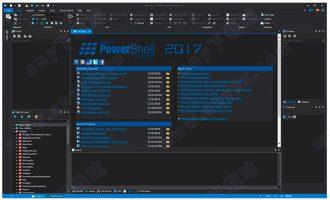 powershell studio 2017破解版(IDE集成开发环境) 64位/32位v5.4.142