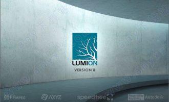 lumion pro 8.0中文破解版 含安装教程