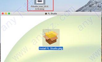 fl studio 20 for mac破解版下载 v20.0.1.22