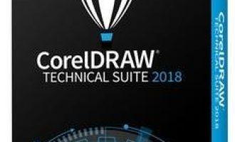 coreldraw technical suite 2018中文破解版下载 32位/64位完整版 v20.1.0.707
