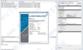 beta cae systems 19破解版64位下载 含安装教程
