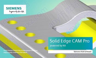 Solid Edge CAM Pro 2019破解版-Solid Edge CAM Pro 2019中文破解版下载 v12.0.2