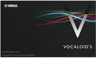 vocaloid5破解版(雅马哈语音合成系统)下载 v5.0.2.1Win/Mac双版本