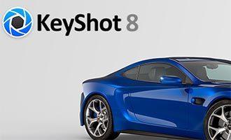keyshot8破解文件_keyshot8破解补丁下载 含安装教程