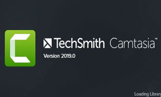 camtasia2019破解补丁文件下载 含使用教程